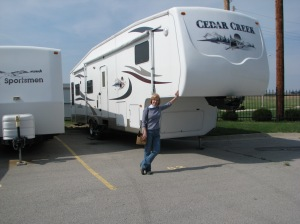 38 ft. Fifth Wheel, 2011 purchase
