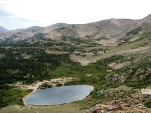 Another hike on top of the world at Rollins Pass, Colorado