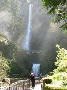 Multnomah Falls, Columbia River Trek